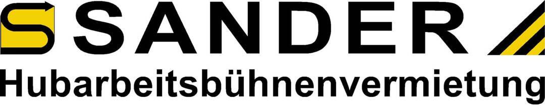 Arbeitsbühnen-Vermietung Sander KG